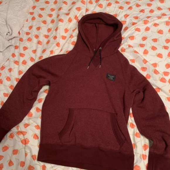 abercrombie Other - Small Burgundy Abercrombie sweatshirt